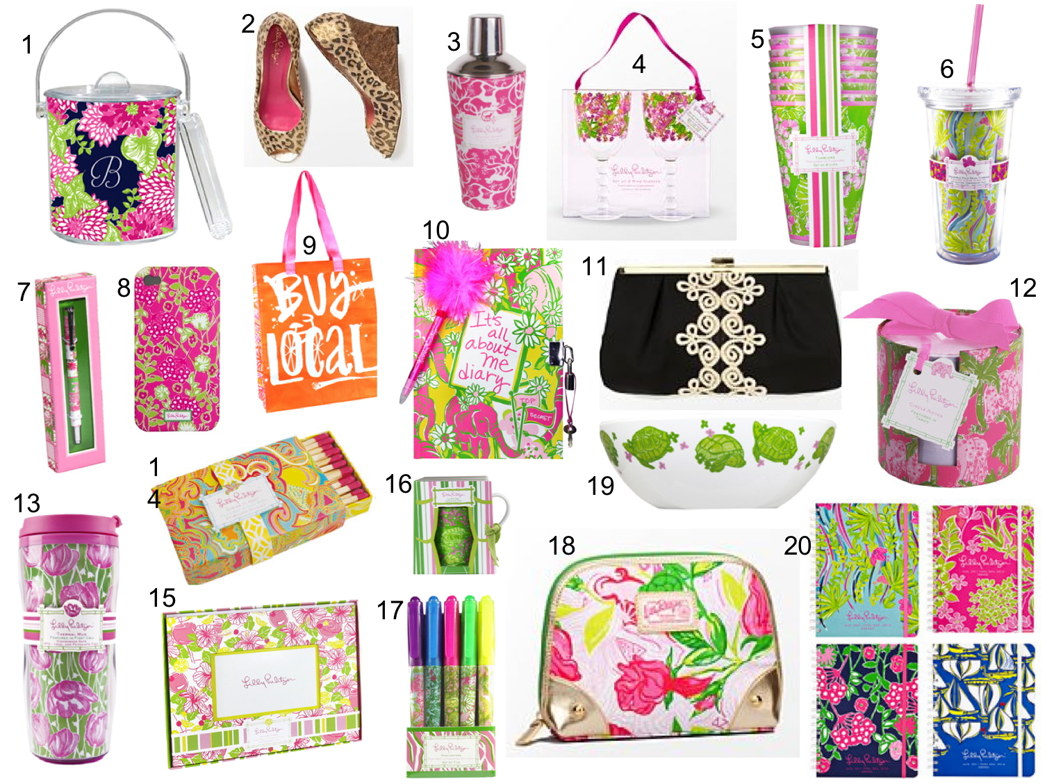 Beau Here Are My U201cTop 20 Lilly Pulitzer Must Havesu201d Currently Available For  Purchase: